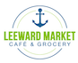 Leeward Market Cafe & Grocery logo