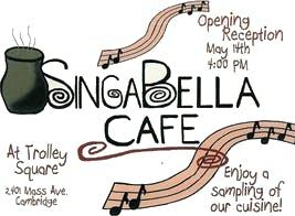 Singa Bella Cafe