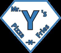 Mr. Y's Pizza N Fries logo