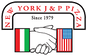 New York J & P Pizza Italian Restaurant logo