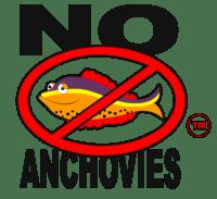 No Anchovies