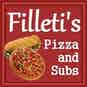 Filleti's Pizza logo