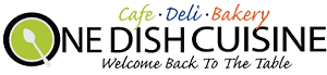 One Dish Cuisine Cafe, Deli & Bakery