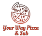 Your Way Pizza & Sub logo