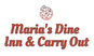 Maria's Dine Inn & Carry Out logo