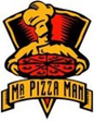 Mr Pizza Man logo