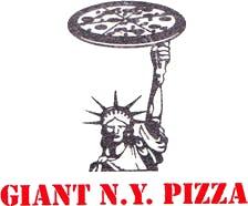 Giant New York Pizza