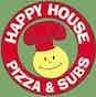 Happy House Pizzeria logo