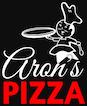 Aron's Pizza logo