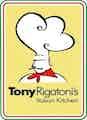 Tony's Rigatoni's Italian Kitchen logo