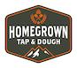 Homegrown Tap & Dough logo