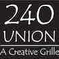 240 Union Restaurant logo