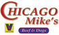 Chicago Mike's Beef & Dogs logo
