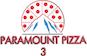 Paramount Pizza 3 logo