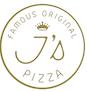 Famous Original J's Pizza logo