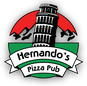 Hernando's Pizza Pub logo