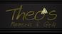 Theo's Pizzeria & Grill logo