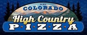 Colorado High Country Pizza