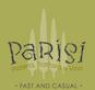 PARISI pizzeria, trattoria e vino logo