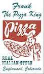Frank The Pizza King logo