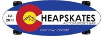 Cheapskates Action Sports Bar