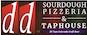 Double D's Sourdough Pizzeria & TapHouse logo