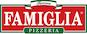 Famous Famiglia Pizza logo