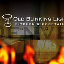 Old Blinking Light