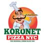 Koronet Pizza logo