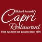 Capri Restaurant logo