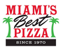 Miami's Best Pizza Since 1970 logo
