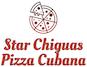 Star Chiguas Pizza Cubana logo