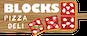 Blocks Pizza Deli logo