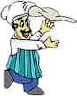 Mr Pizza's Pasta House logo
