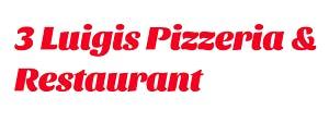 3 Luigis Pizzeria & Restaurant