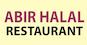 Abir Halal Restaurant logo