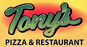 Tony's Pizza & Restaurant logo