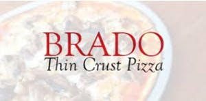 Brado Thin Crust Pizza