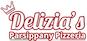 Delizia's Parsippany Pizzeria logo