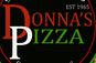 Donna's Pizza logo