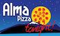 Alma Pizza & Wings logo