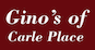 Gino's Of Carle Place logo