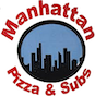 Manhattan Pizza & Subs logo