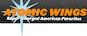 Atomic Wings logo