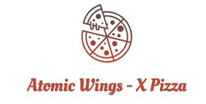 Atomic Wings - X Pizza
