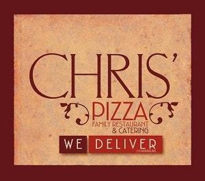 Chris's Pizzeria & Family Restaurant logo