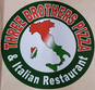 Three Brothers Pizza & Italian Restaurant logo