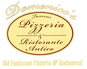 Domenico's Pizzeria logo