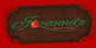 Jozanna's Casual Italian logo