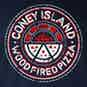 Coney Island Pizza logo